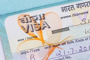 Россиянам будут выдавать визы в Индию на пять лет